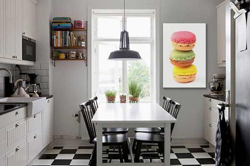 tableau-cuisine-design-3-macarons