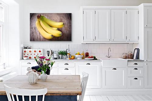 Tableau cuisine Banana