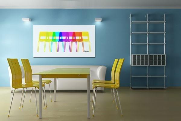 tableau design marion lechat izoa. Black Bedroom Furniture Sets. Home Design Ideas