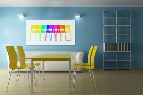 tableau design Marion Lechat