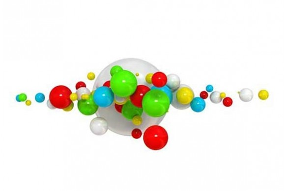 déco design moderne Candy Balls