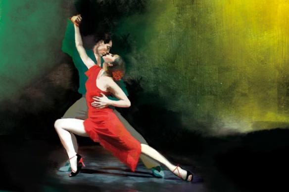 tango danse