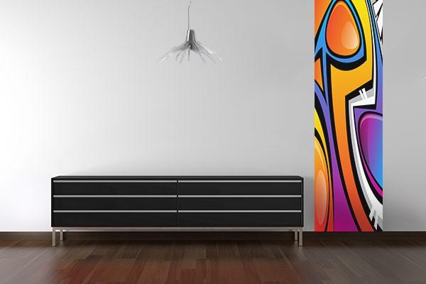 papier peint design abstractico izoa. Black Bedroom Furniture Sets. Home Design Ideas