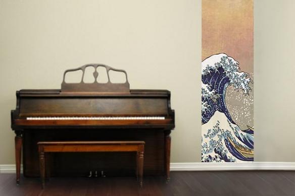 Papier peint mural Tsunami