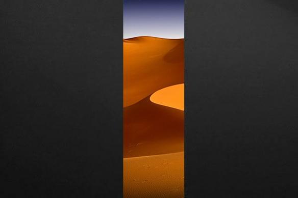 Papier peint zen Atacama