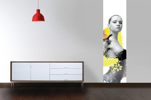 papier peint d coration murale beauty is all izoa. Black Bedroom Furniture Sets. Home Design Ideas