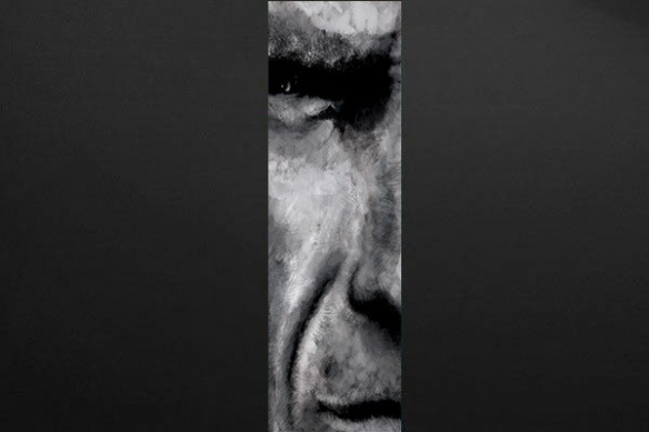 tapisserie chambre Clint Eastwood