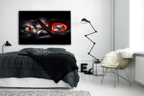 tableau abstrait vente de tableaux abstraits pop art d coration murale izoa. Black Bedroom Furniture Sets. Home Design Ideas