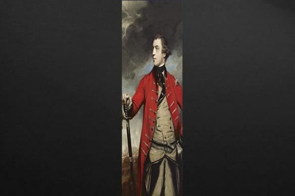 Papiers peints Général Burgoyne