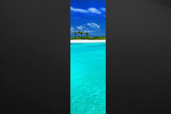 poster mural Paradis