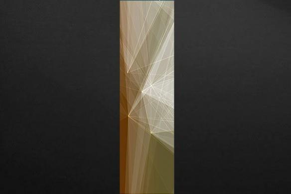 Papier peint adhesif Scandium marron