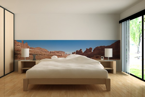 poster mural xxl nevada izoa. Black Bedroom Furniture Sets. Home Design Ideas