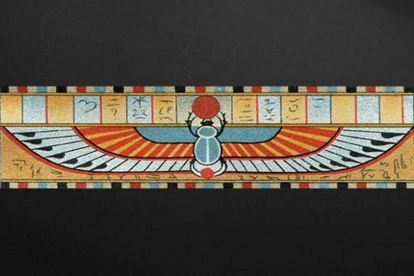 Papier peint original Pharaon