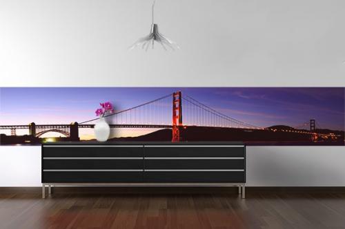 Papier peint Pont de San Francisco