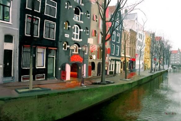 Papier Peint Décoration Amsterdam