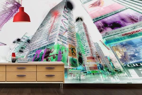 papier peint new york n gatif izoa. Black Bedroom Furniture Sets. Home Design Ideas