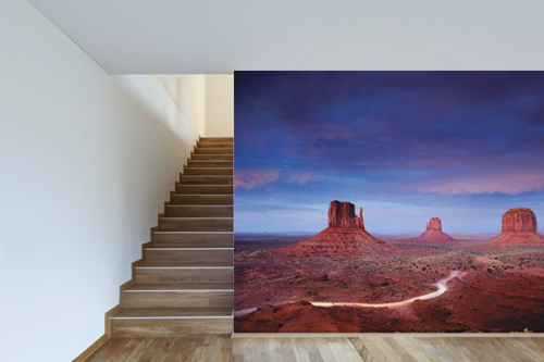 Papier peint photo Monument Valley