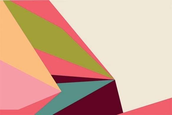 Tableau toile design Tintamarre  rose