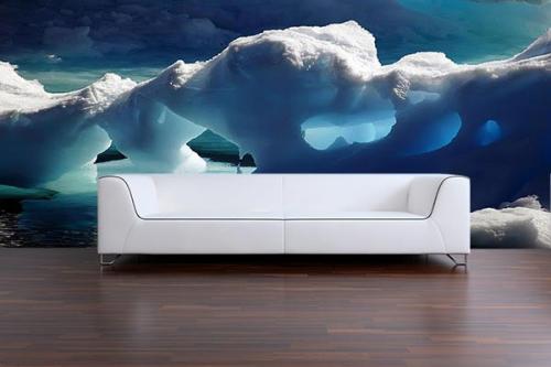 Papier peint photo Pole Nord