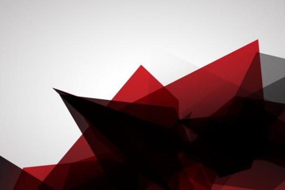 décoration design tableau Porc Epic rouge