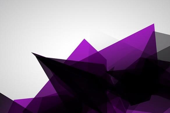 mural design Porc Epic violet