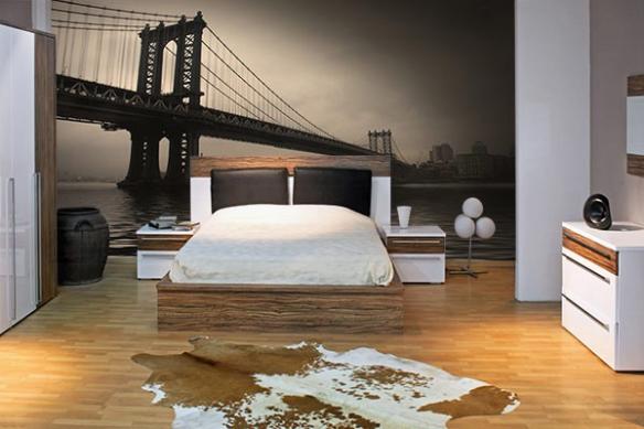 Papier peint photo East River