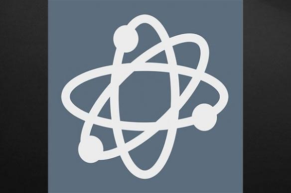 symbole atome