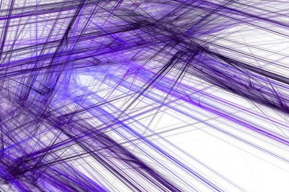 tableau décoratif tantale violet