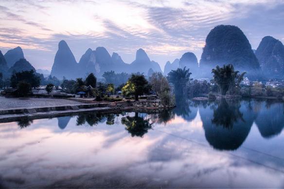 Papier peint déco Chine Xian