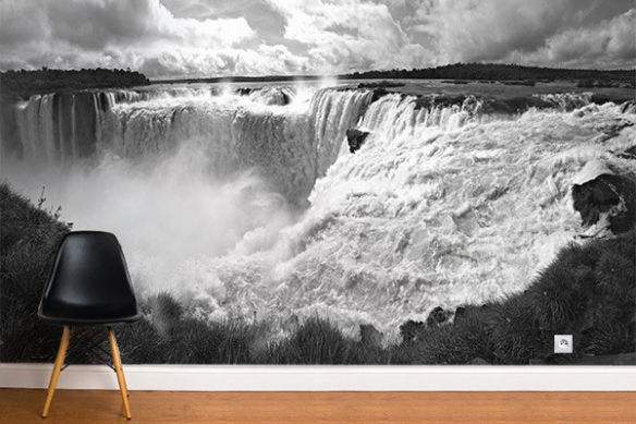 Papier peint photo chutes du Niagara