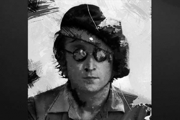 john Lennon tableau