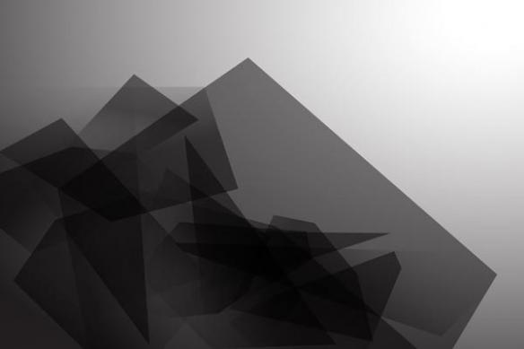 translucide abstrait design