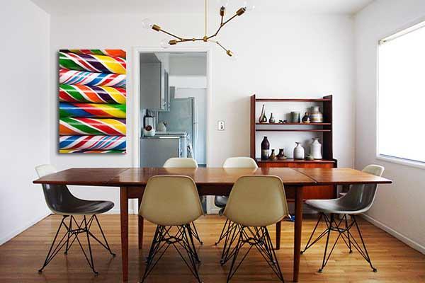 Tableau cuisine sucre d 39 orge izoa for Decoration murale pour cuisine moderne