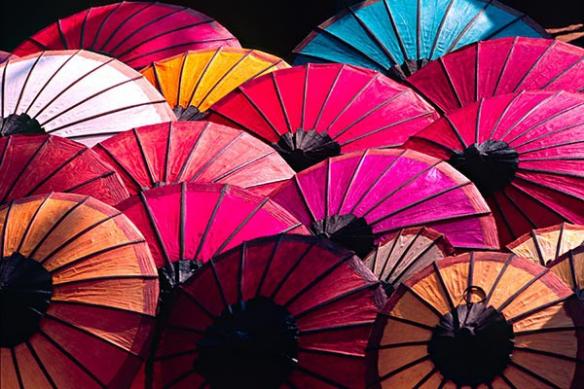 ombrelles paprapluie decoration murale
