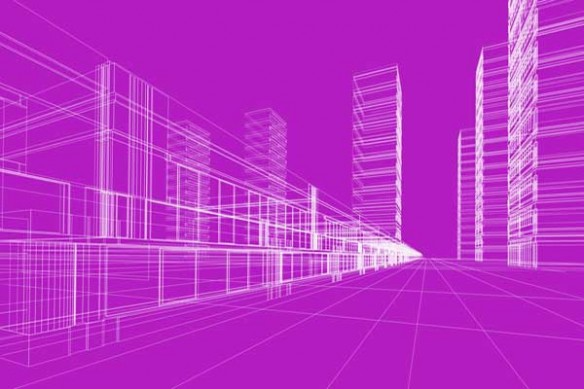 tableau ville Architecture