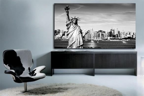 Tableau New York Liberty