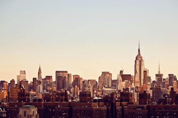 Tableau ville new york Greenwich village
