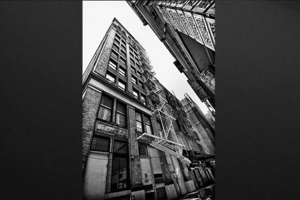 toile New York Tribeca