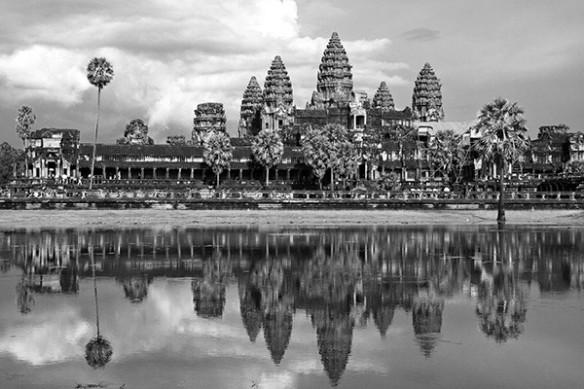 temple Ankor cambodge