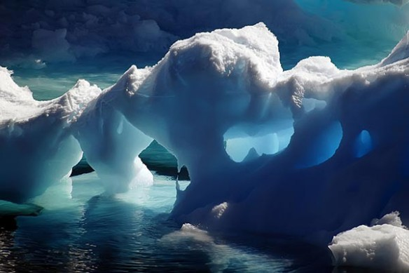 déco mur Pole nord