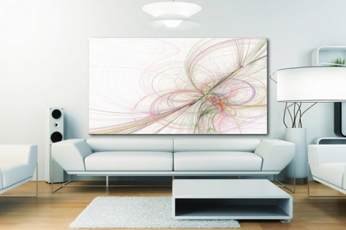 tableau moderne filigrane izoa. Black Bedroom Furniture Sets. Home Design Ideas