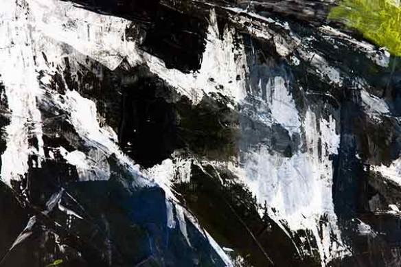 toile peinture Santal