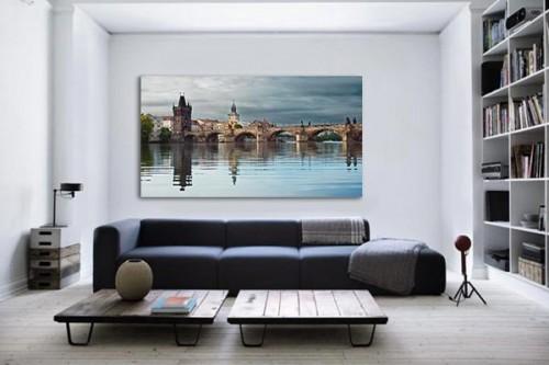 Tableau photo Prague