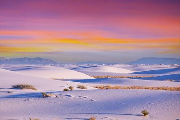 toile Désert du Namib