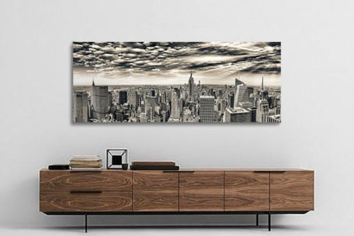 Tableau New York Skyscape