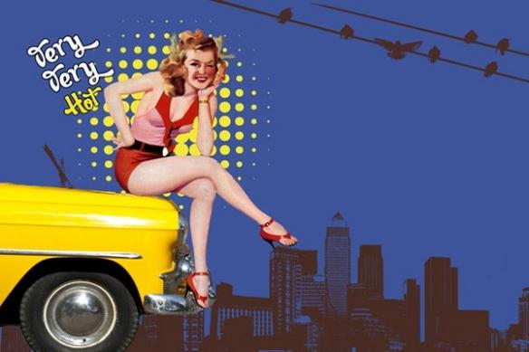 Tableau Hey taxi !