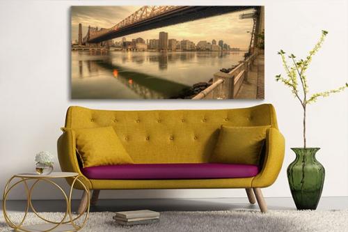Tableau New York Brooklyn bridge
