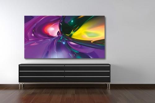 Tableau abstrait vente de tableaux abstraits pop art - Tableau colore design ...