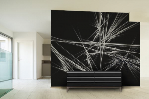 papier peint contemporain izoa. Black Bedroom Furniture Sets. Home Design Ideas