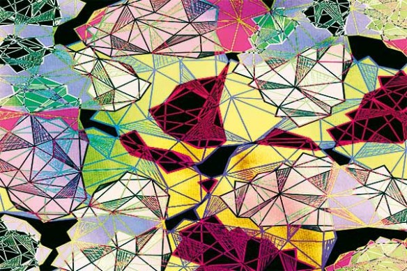 deco murale design Dynamique